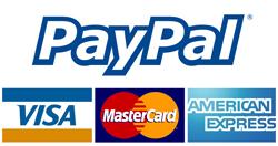 Betal via PayPal